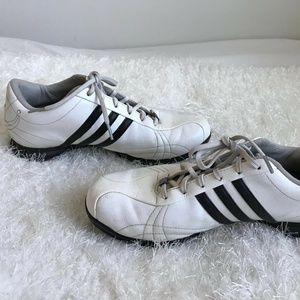 Adidas Adiprene Women's Leather Golf Soft Cleats 8